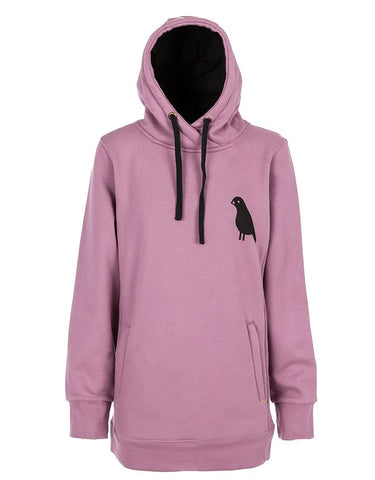 Yuki Threads Trim Hoodie 2019 | Dirty Lilac