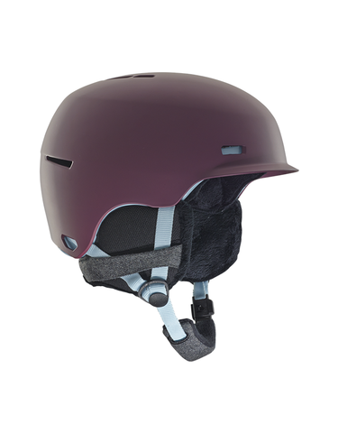 Anon Raven Helmet Purple