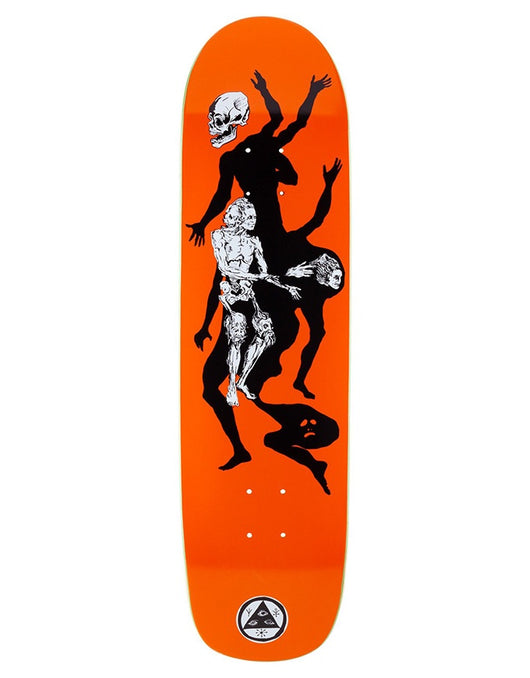 Welcome The Magician on Son of Planchette Deck Orange | 8.38""