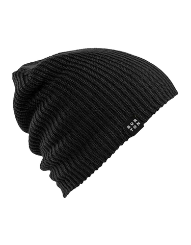 Burton All Day Long Beanie | True Black