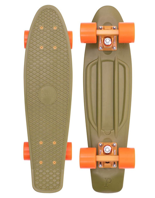 Penny Cruiser Burnt Olive | 22.0""
