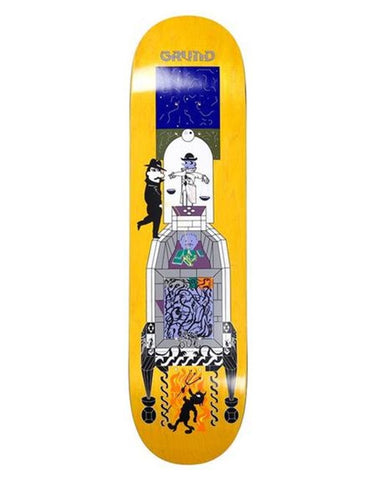 Polar Paul Grund Legacy Deck | 8.5