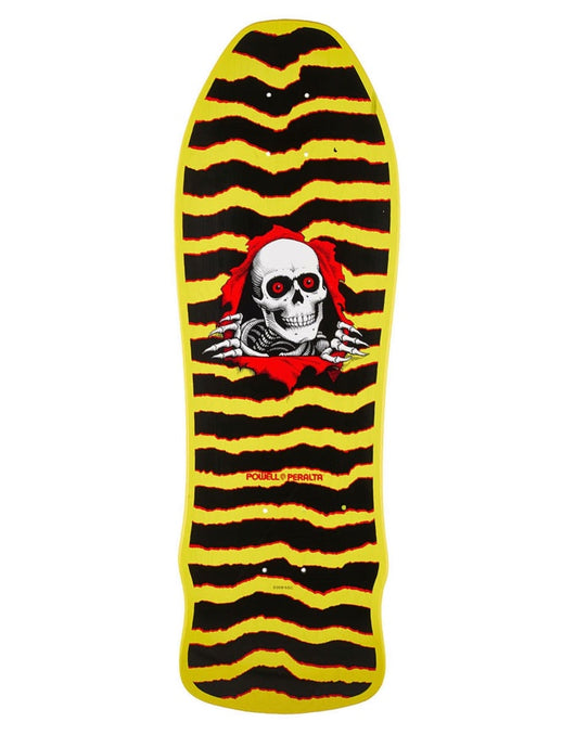 Powell Peralta Ripper Geegah Deck Yellow | 9.75""