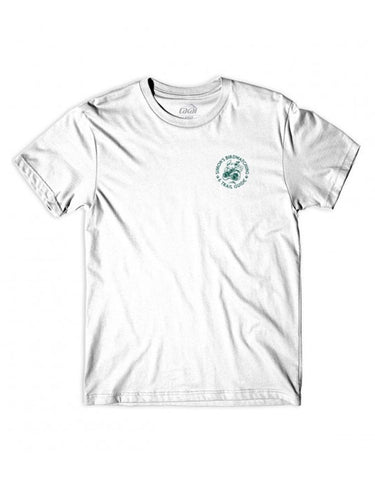 Lakai Simon's Birdwatching Tee White
