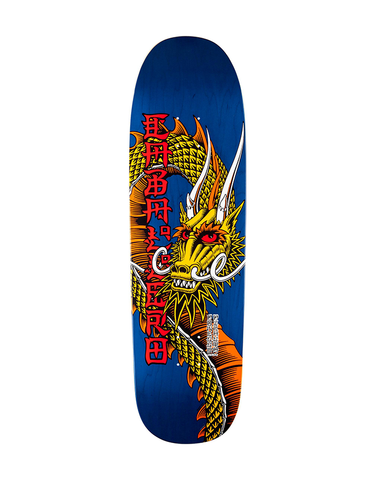 Powell Peralta Cab Ban This Deck Blue | 9.625""