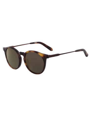 Dragon Hype Sunglasses Tortoise/Golden Flash Lens