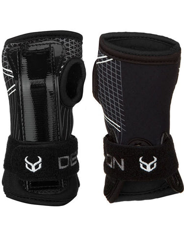 Demon Wrist Guards V2 Black