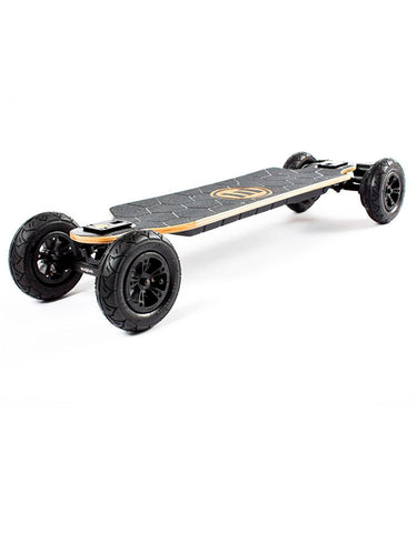 Evolve Bamboo GTX Electric Skateboard | All Terrain