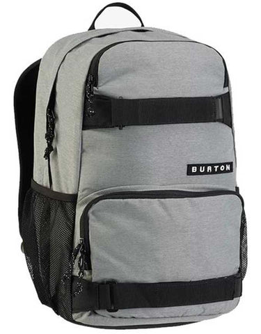 Burton Treble Yell Backpack Grey Heather