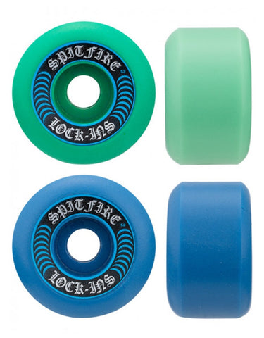 Spitfire F4 Wheels 53mm/99D | Lockin Mash