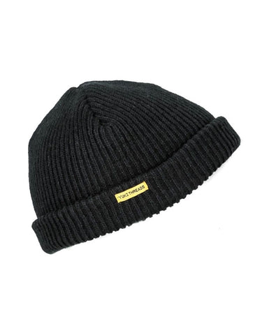 Yuki Threads Monger Beanie | Black