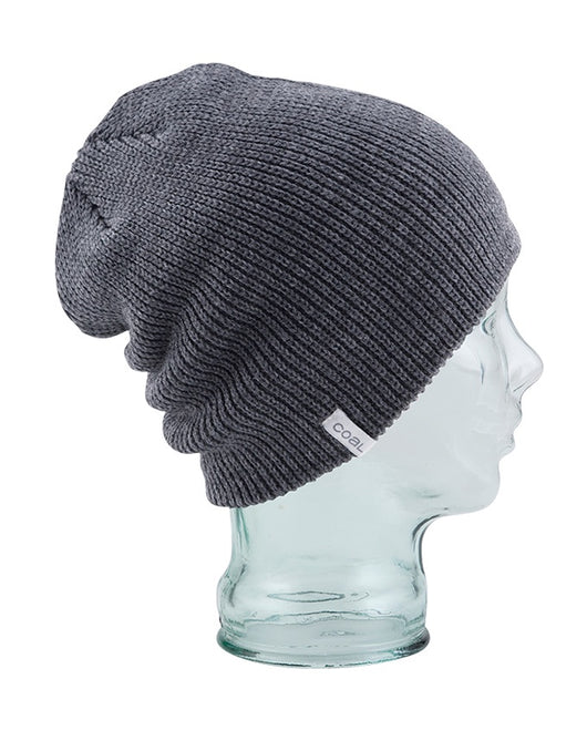 Coal The Frena Solid Beanie Charcoal