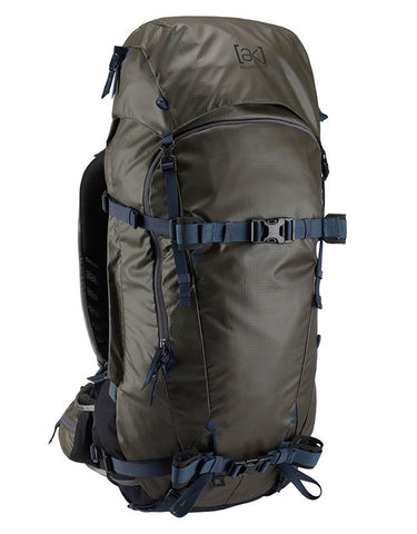 Burton AK Incline Backpack 40L Faded Coated Ripstop