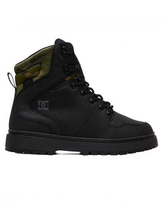 DC Peary Travis Rice Winter Boots | Black Camo