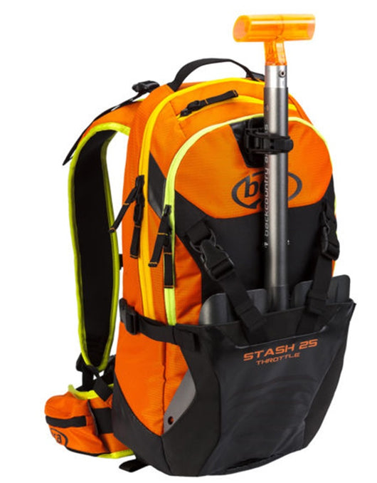 BCA Throttle Pack 25L Orange/Black