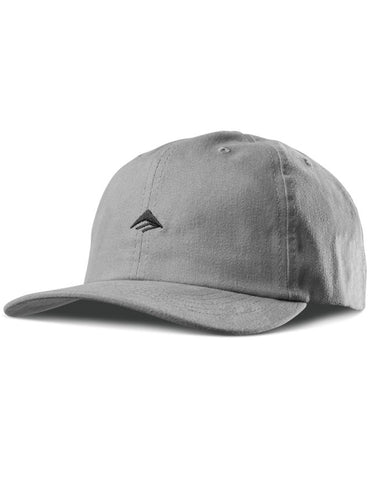 Emerica Try Strapback Cap Grey