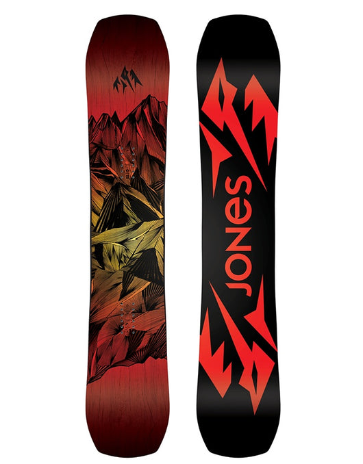 Jones Mountain Twin Snowboard | 2021