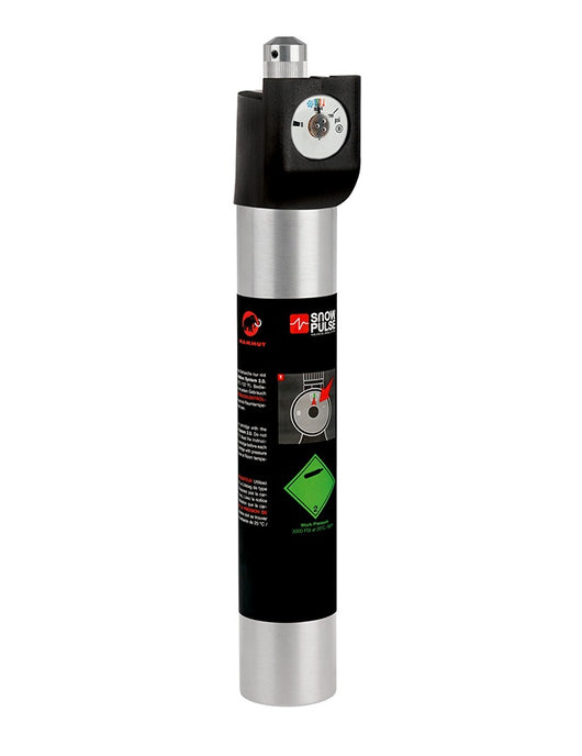 Mammut 207 Refillable Aluminium Cartridge