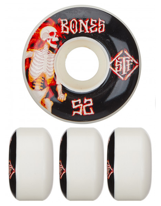Bones STF Wheels 52mm/103a | V1 Blazers