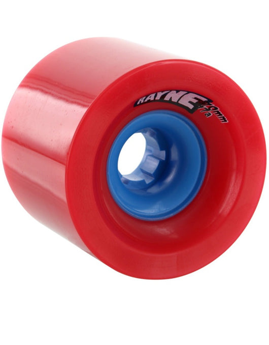 Rayne Lust Wheels 70mm/80a | Red