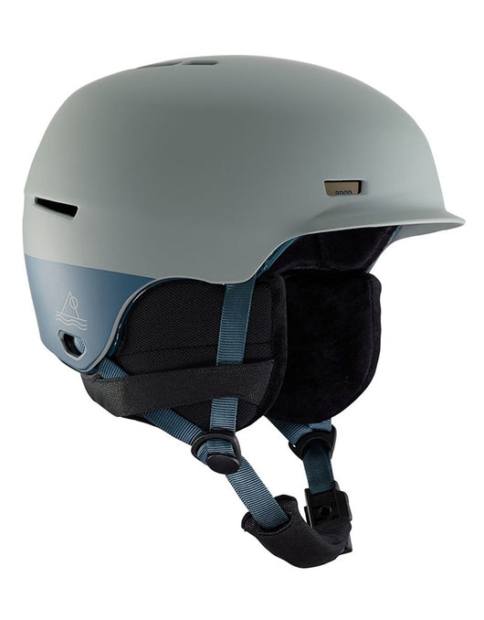 Anon Highwire Helmet | Lay Back Grey
