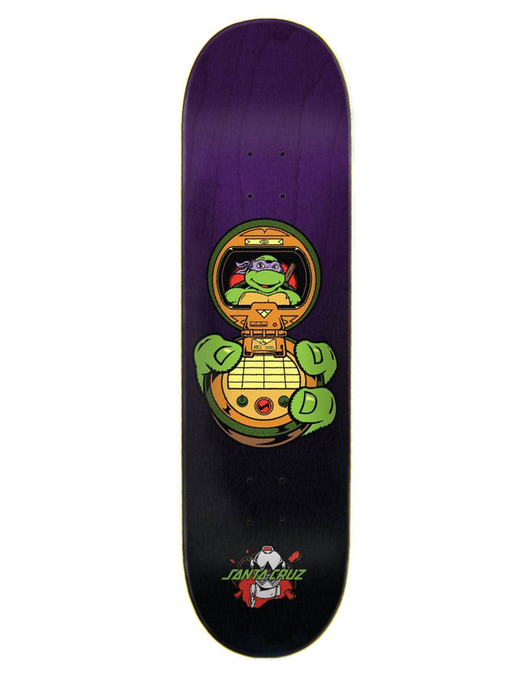 Santa Cruz TMNT Donatello Skateboard Deck | 8.125""