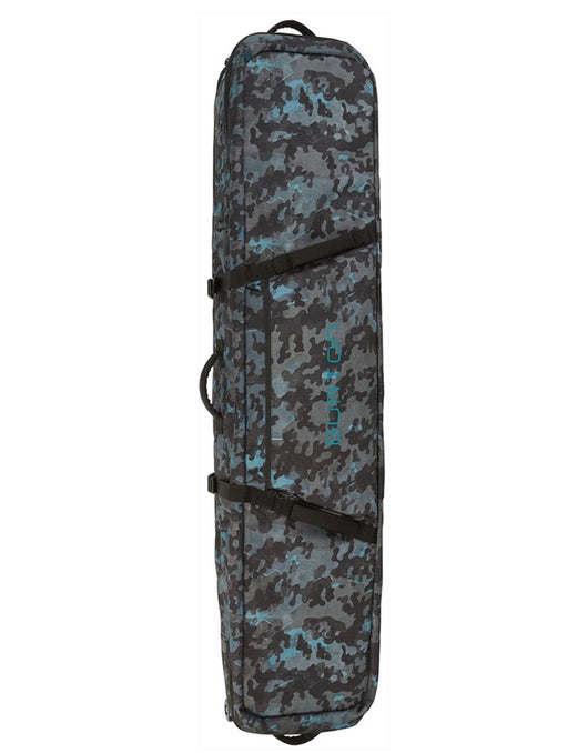 Burton Wheelie Locker Board Bag | Slate Shelter Camo