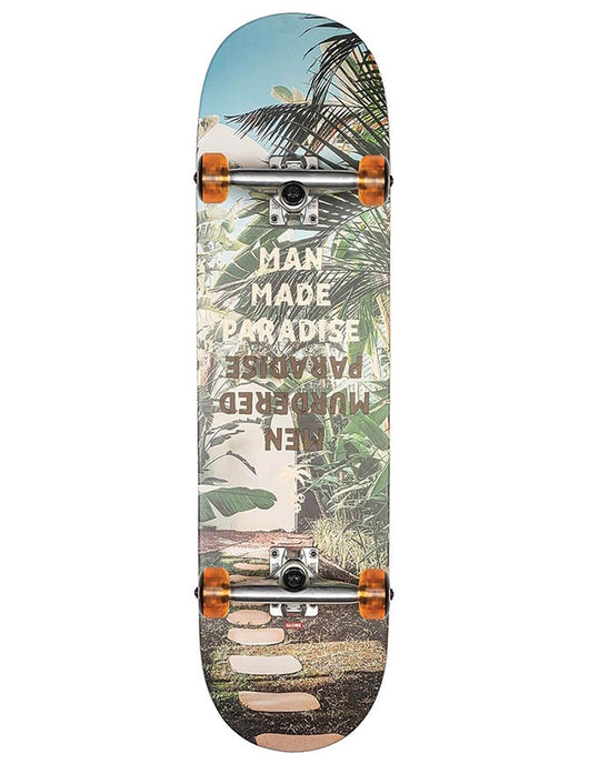 Globe G1 Man Made Paradise Complete | 8.375""