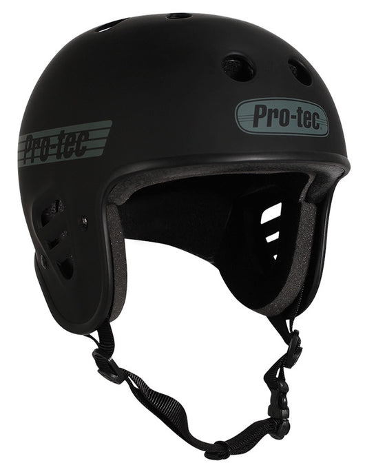 Protec Full Cut Certified Helmet | Matte Black