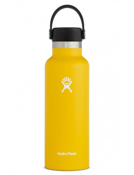 Hydro Flask 18oz Standard Mouth Sunflower