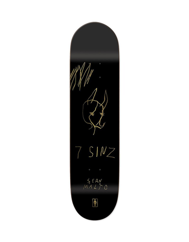 Girl Stef Mitchell Series Deck Sean Malto 8.1
