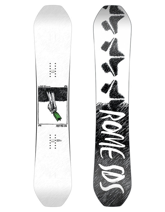 Rome Party Mod Snowboard | 2021