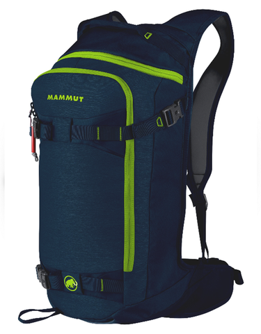 Mammut Nirvana Flip Backpack 25L | Marine/Sprout
