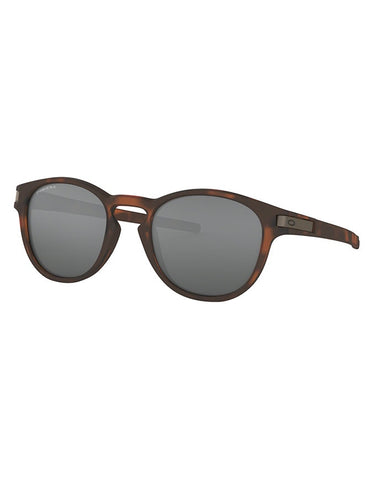 Oakley Latch Matte Brown Tortoise Sunglasses | Prizm Black