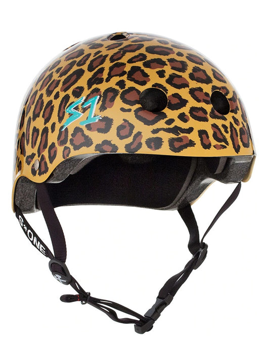 S-One Helmet Lifer | Moxi Leopard