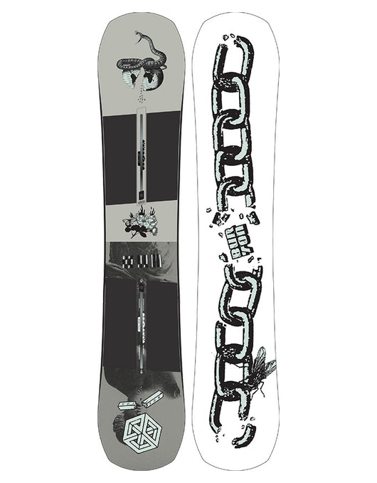 Burton Name Dropper Snowboard | 2021