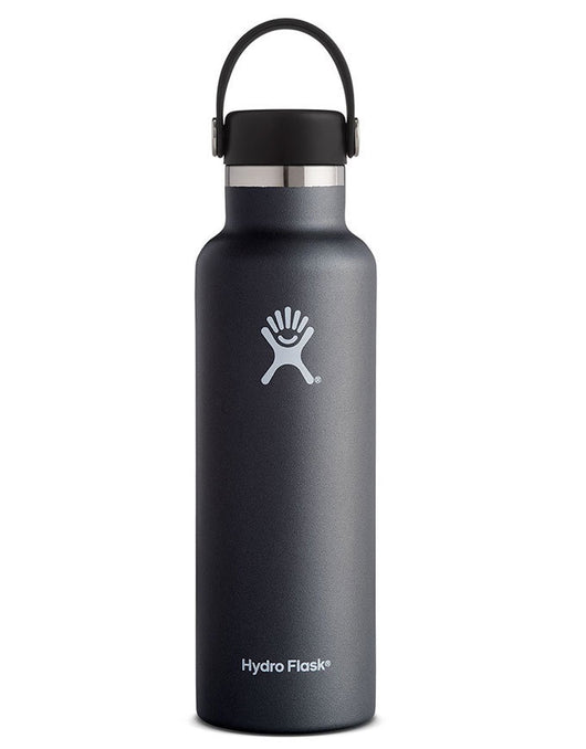 Hydro Flask 21oz Standard Mouth Black