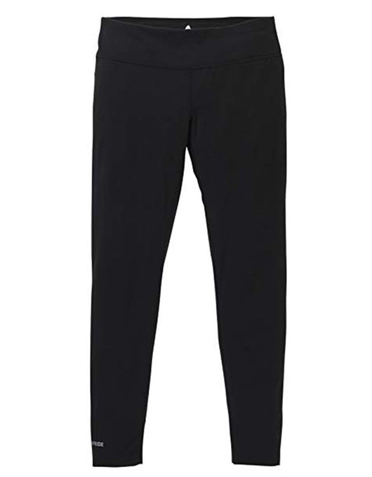 Burton Womens Midweight Base Layer Pant | True Black