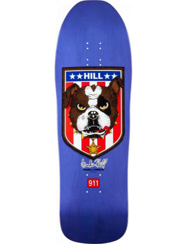 Powell Peralta Frankie Hill Bulldog Deck Purple | 10""