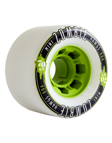 Hawgs Mini Zombies Wheels 70mm/80a