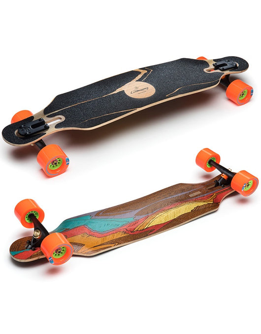 Loaded Icarus Longboard w/ Kegels