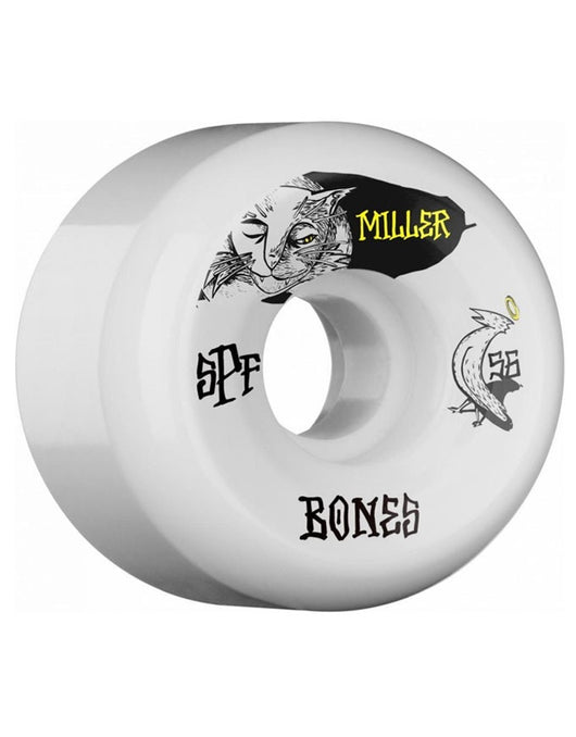Bones Miller Guilty Cat SPF Wheel 58mm