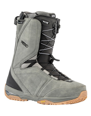 Nitro Team TLS Snowboard Boot 2020 | Charcoal