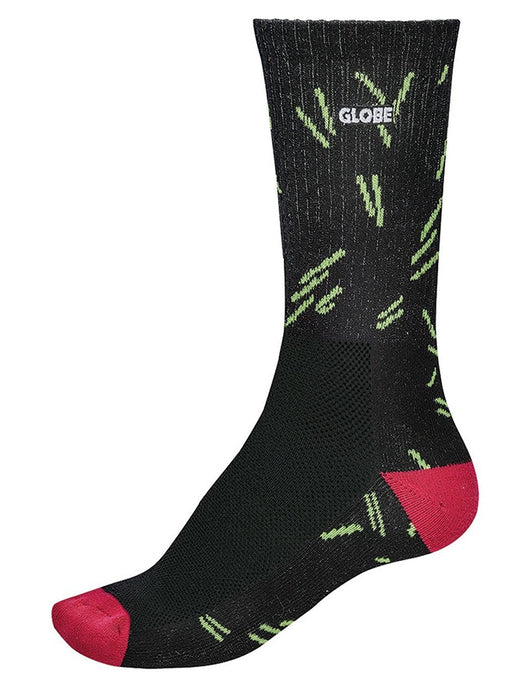 Globe Motion Crew Sock | Spikes