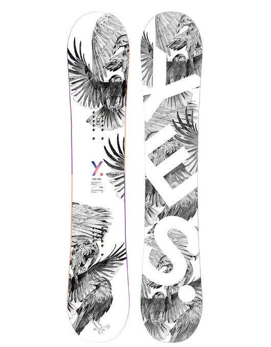 Yes Hel Yes Snowboard | 2021