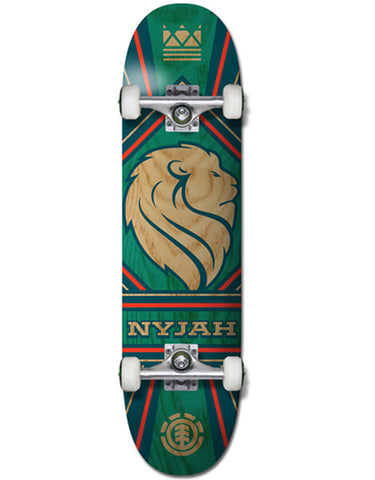 Element Nyjah Monarch Complete Skateboard | 7.7""