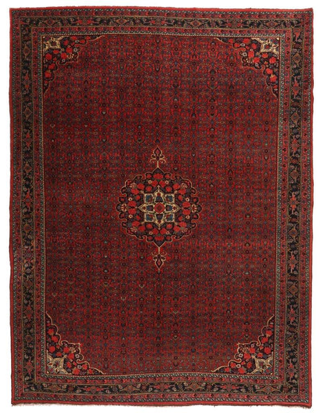 Antique Persian bidjar- circa 1930
