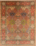 Fine Antique Tabriz- circa 1910