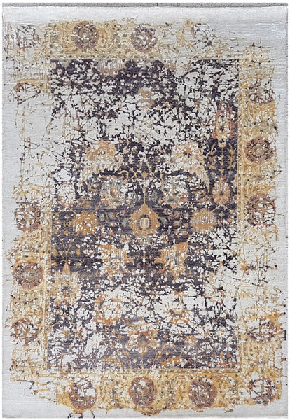 Contemporary Rug 252 cm x 160 cm