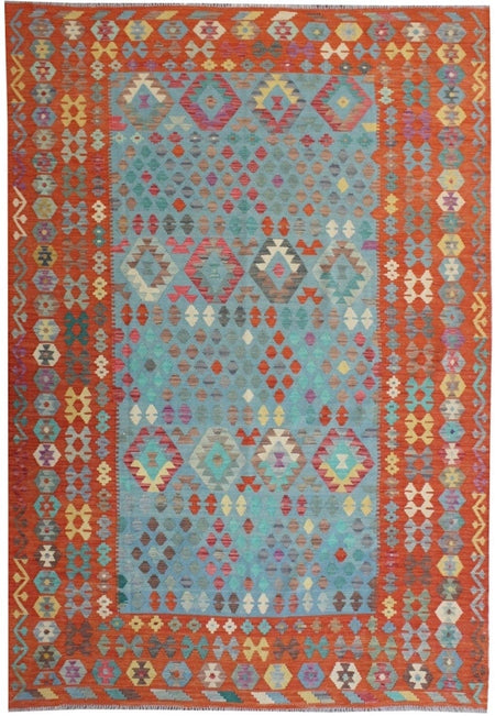 Contemporary Kilim 286 cm x 242 cm